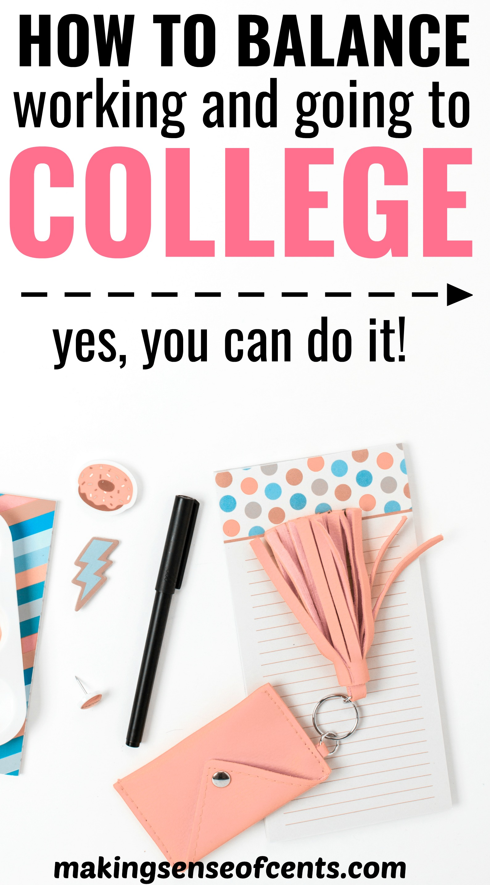 5 Tips For Working Students In College